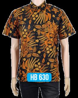 Batik Lengan Pendek HB 630