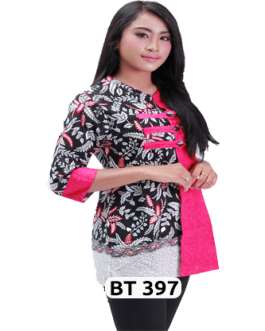 Blouse Batik Kantor BT 397