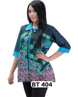 Blouse Batik Kantor BT 404