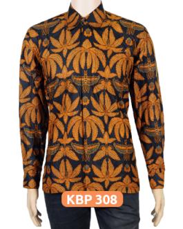 Batik Lengan Panjang KBP 308