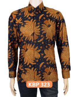 Batik Lengan Panjang KBP 323