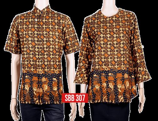Sarimbit Batik Blouse SBB 307