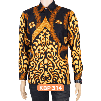 Batik Lengan Panjang KBP 314