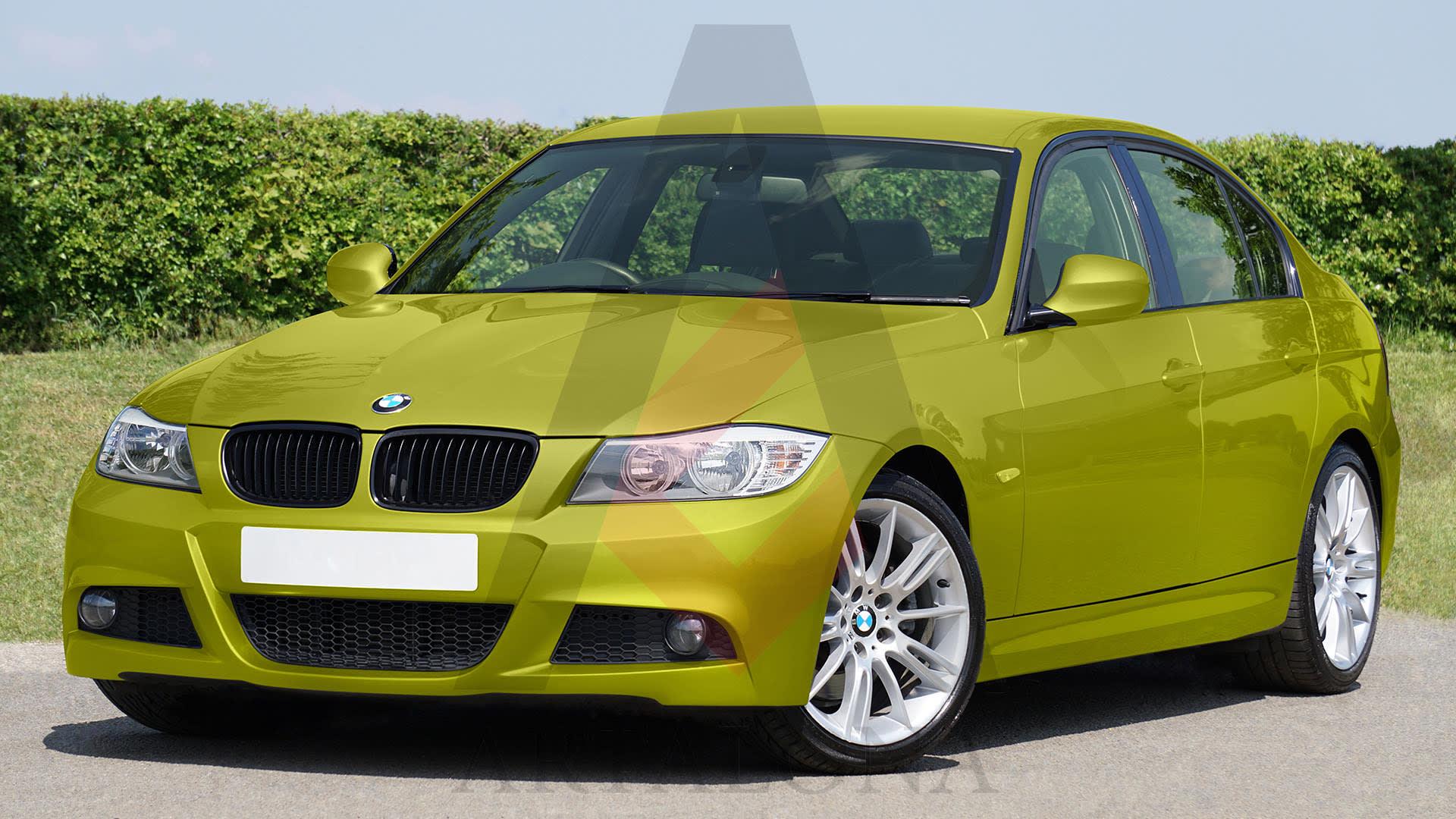 After-Automotive Color Changing