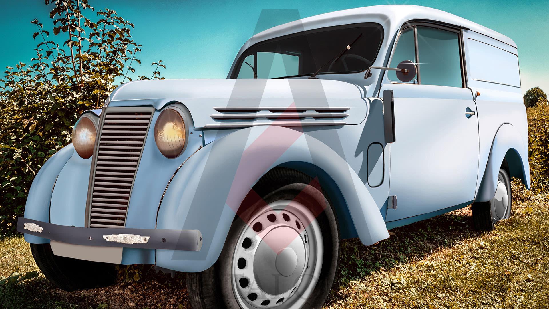 After-Automotive Image Restoration