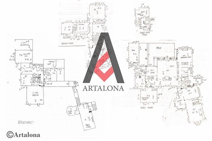Before-2D Floor Plan
