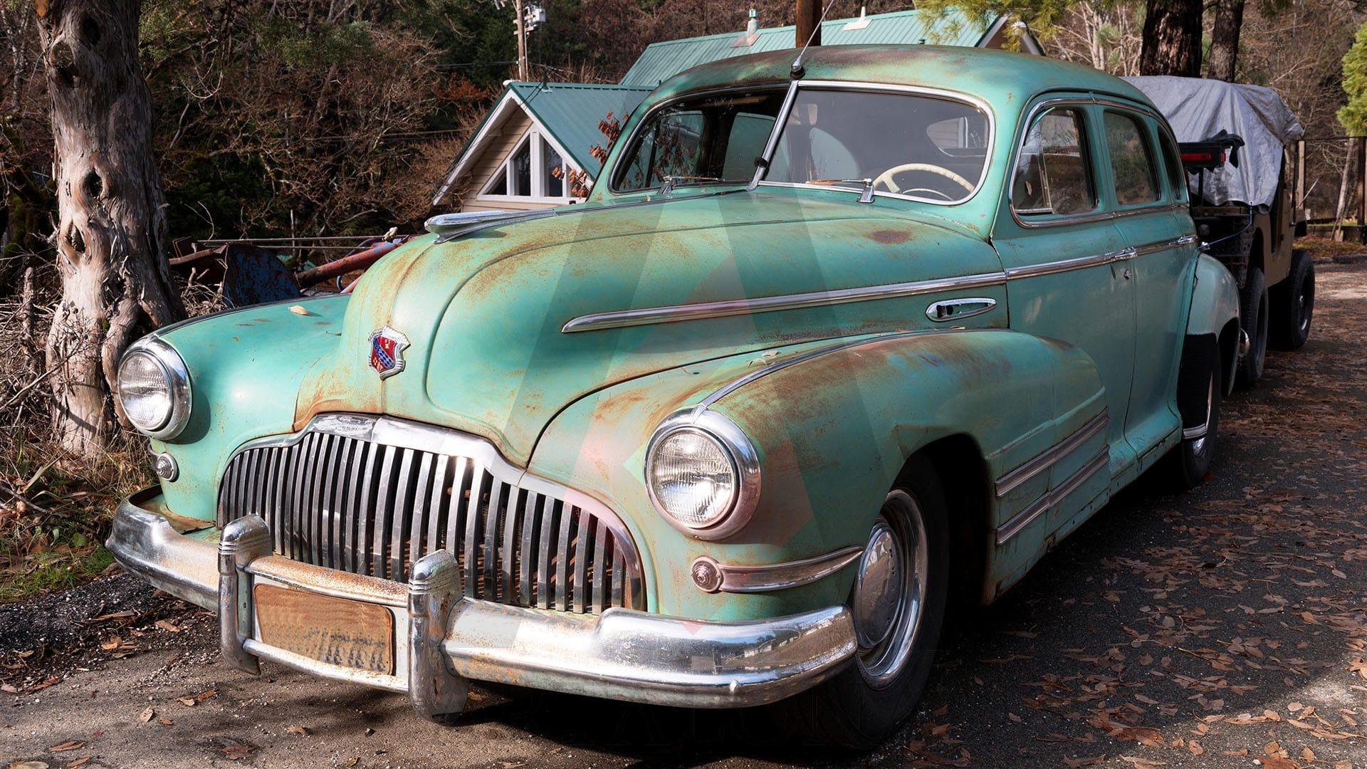 Before-Automotive Image Restoration