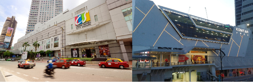 Just besides custom (CIQ) Johor Bahru to Singapore. Angry Birds Activity Park is inside the JBCC.