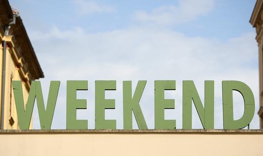 12. Weekend Media Festival