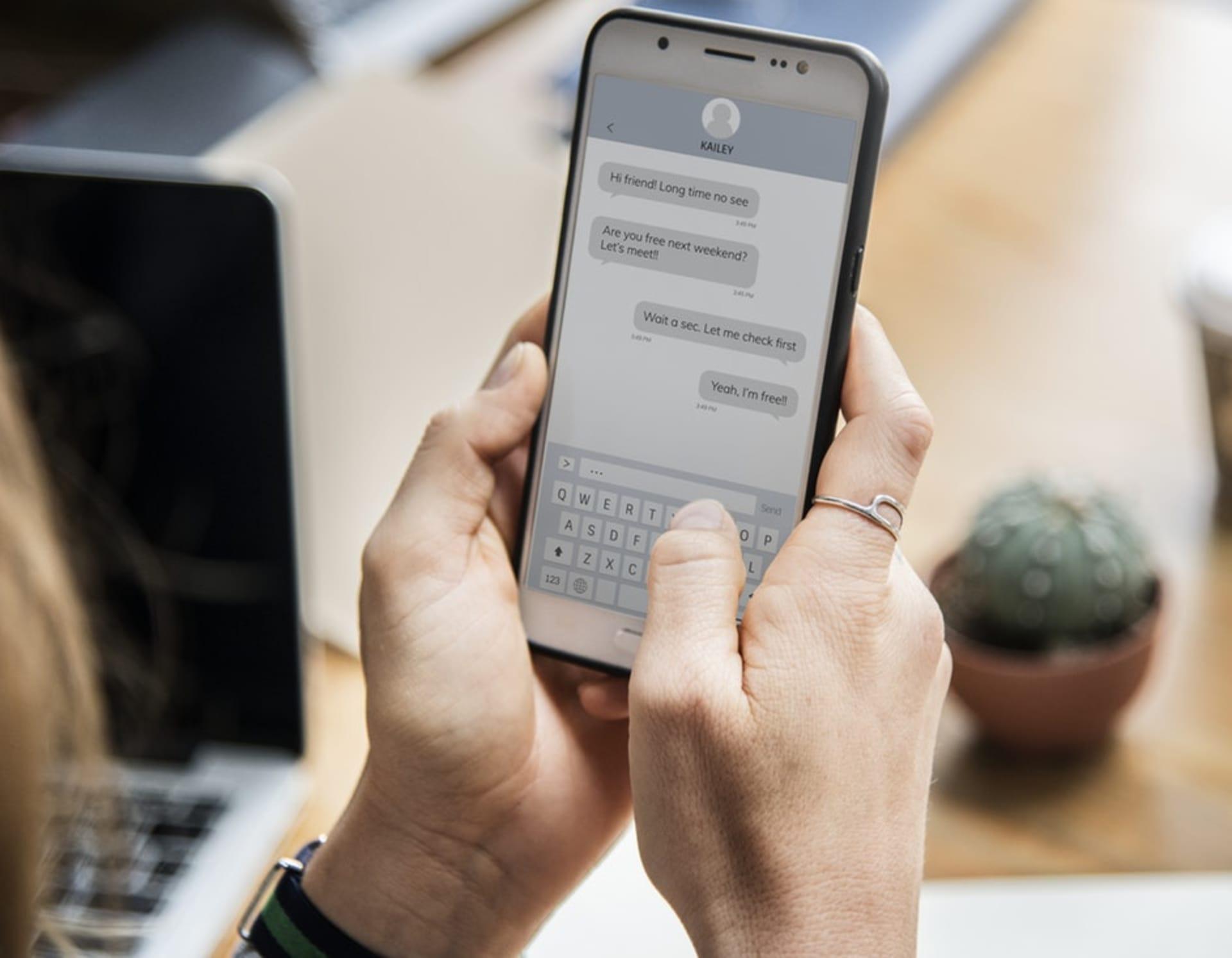 Savjeti za pisanje chat poruka