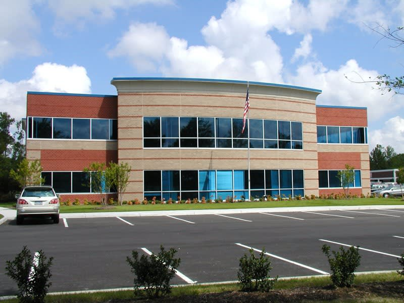 HBG Cyber Headquarters Building Picture