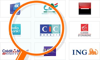 Partenaires bancaires