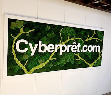 Bureaux Cyberpret