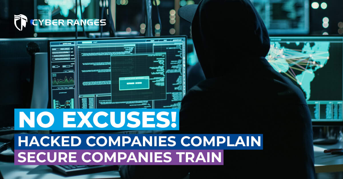 No Excuses Hacked Companies Complain
