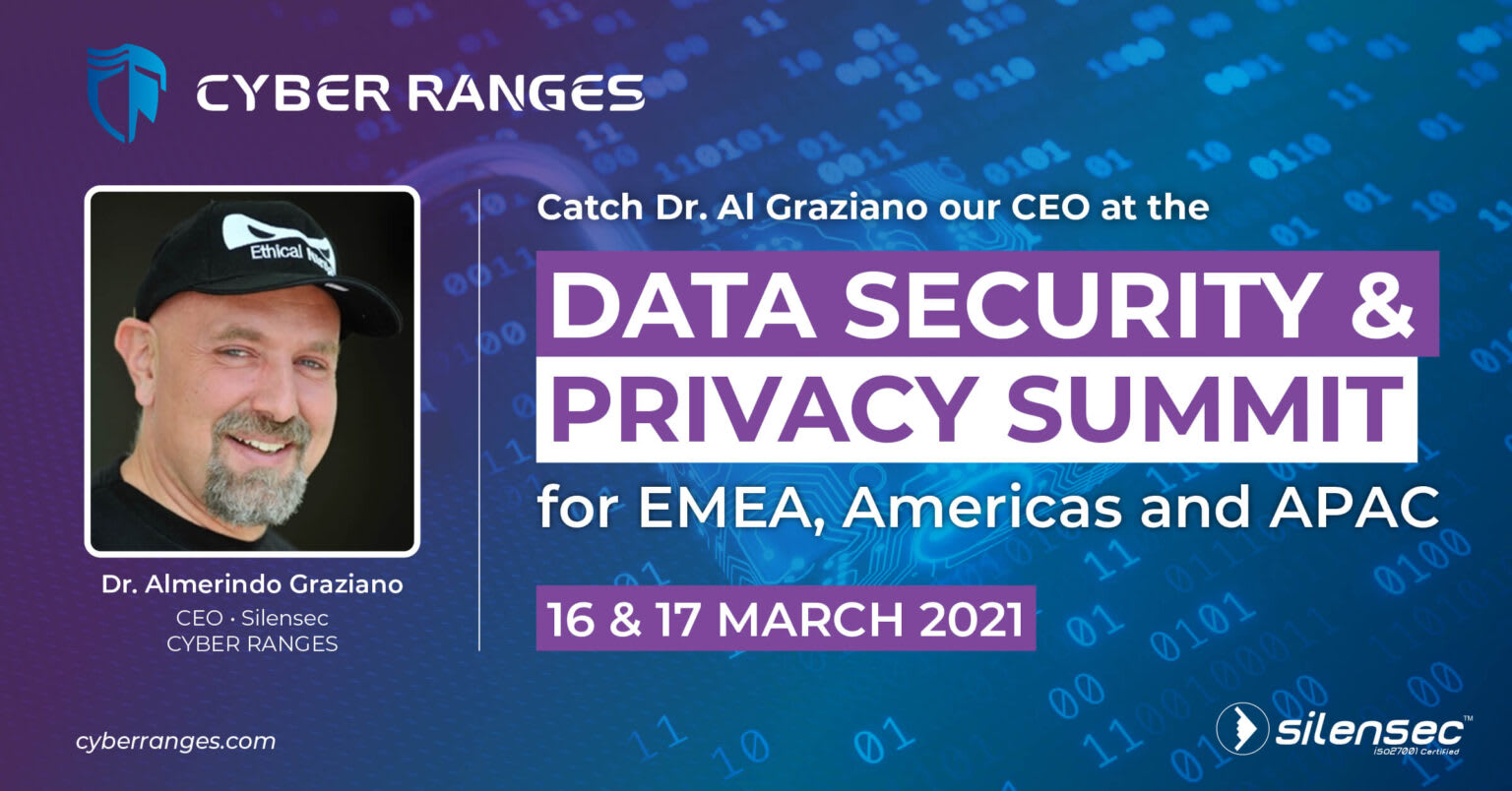 Data Security Privacy Summit 1617March2021