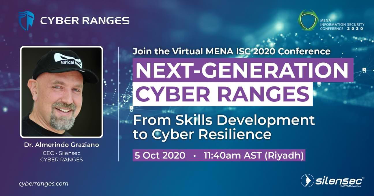 NEXT-GENERATION CYBER RANGES TO BUILD CYBER RESILIENCE