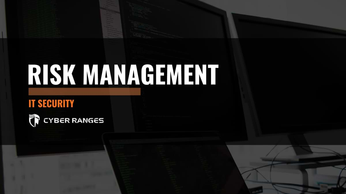 RISK MANAGEMENT IN IT SECURITY