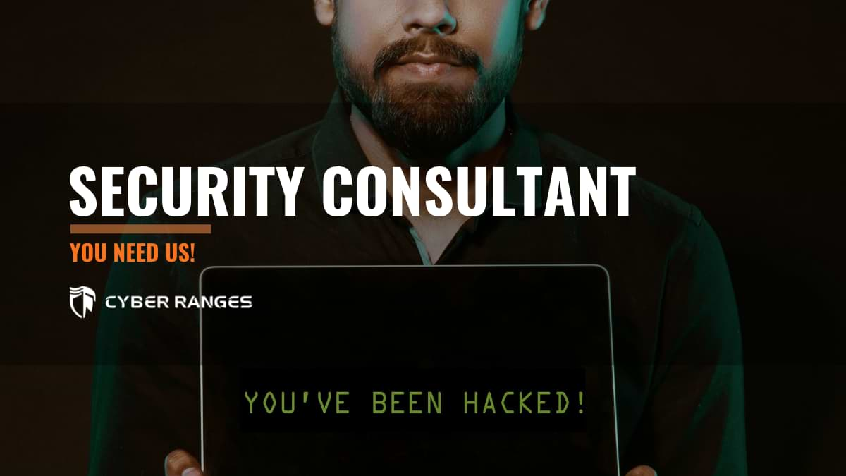 CYBERSECURITY CONSULTANT – WHY DO YOU NEED ONE?