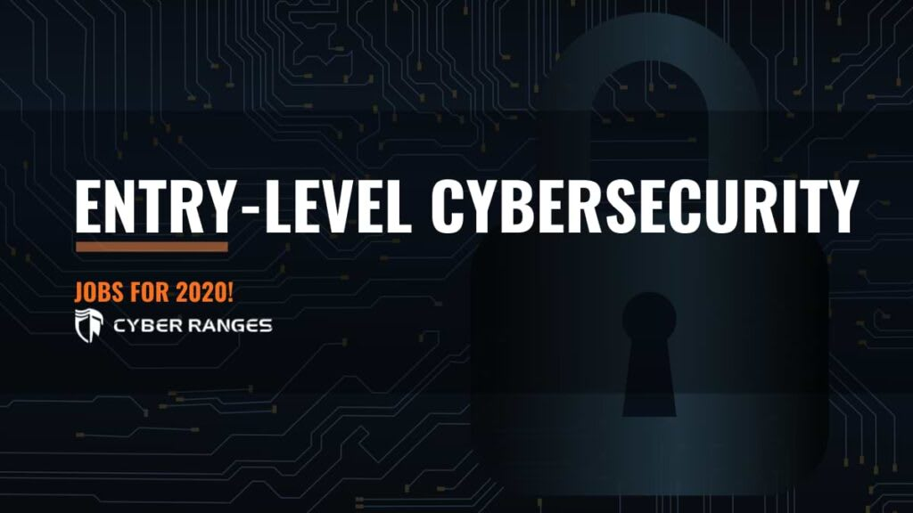 entry level cybersecurity jobs