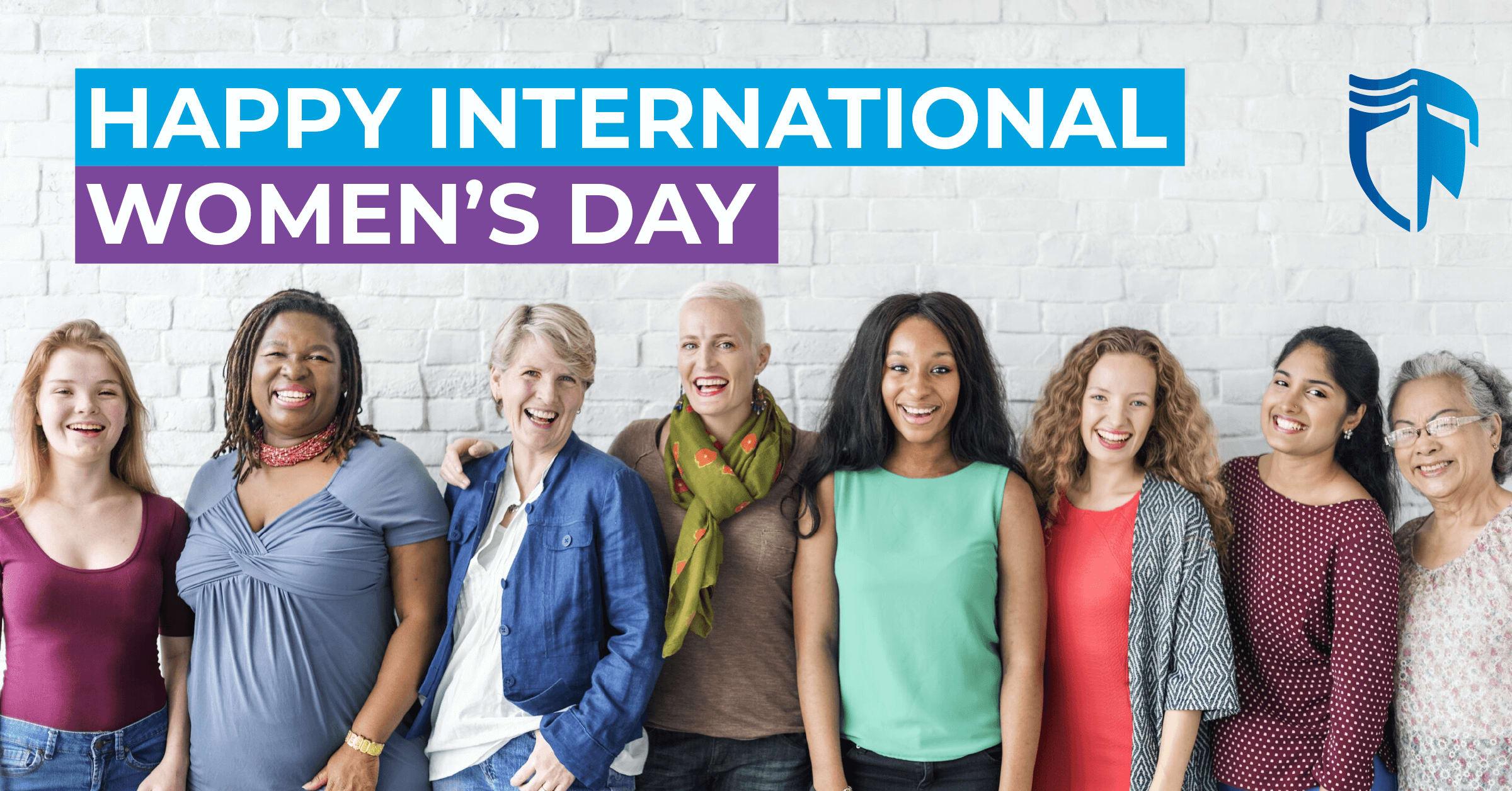 International Womens Day CYBER RANGES