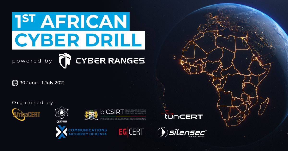 1st African Cyber Security Drill 2021