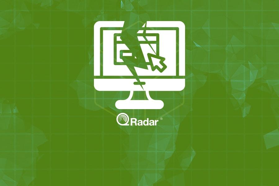 Defence Against The Website Defacements - QRadar