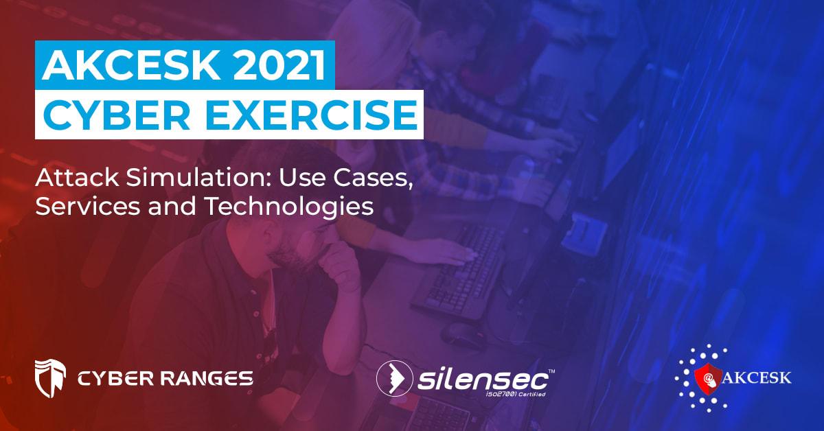 AKCESK2021 CyberExercise