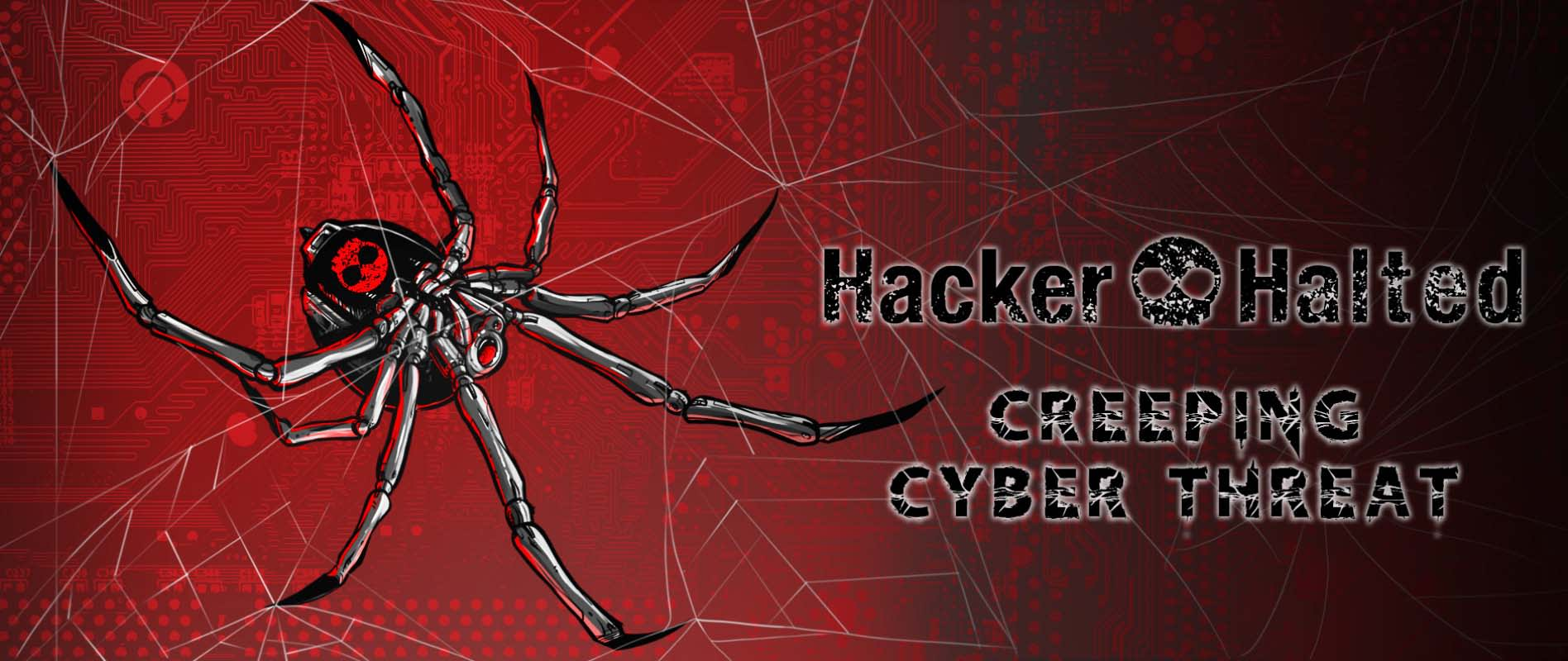 Hacker Halted October 2021