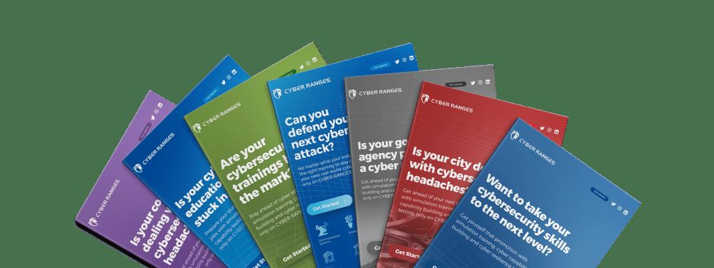 CYBER RANGES Brochures 2021