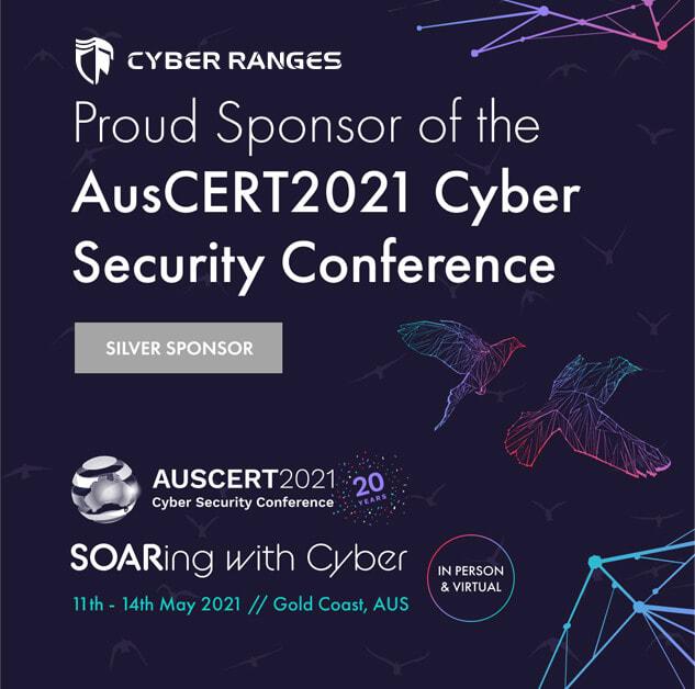 AusCERT 2021 CYBER RANGES Sponsor Silver