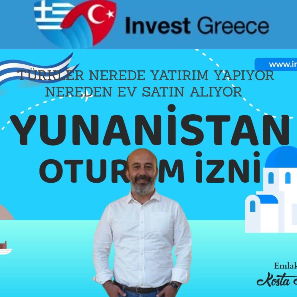 Türkler Yunanistan Nereden Ev Satın Alıyor