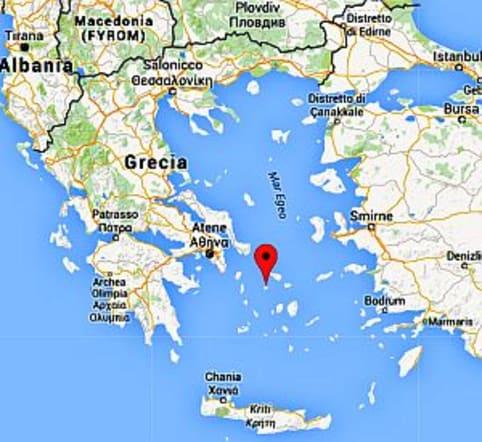 Siros Adası , Yunan adaları