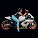 Conversations With Eve: The Biker