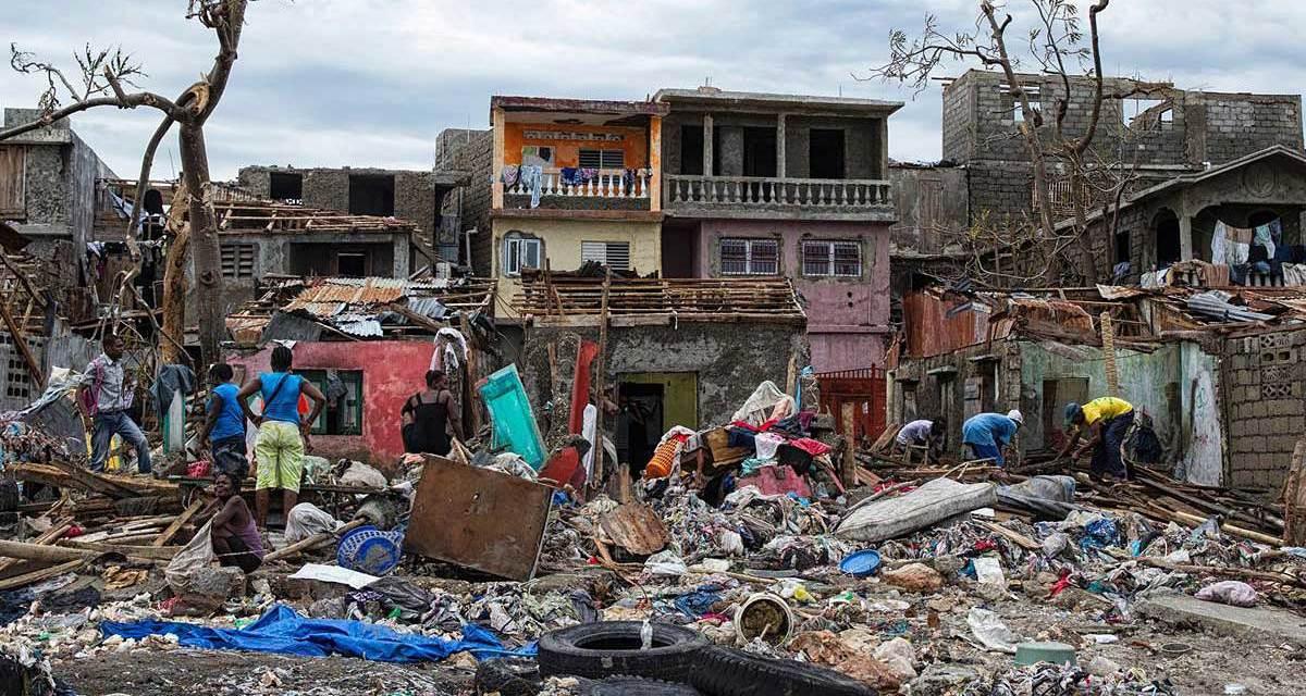 Haiti: Departing Reality