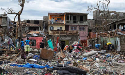 Haiti: Departing Reality