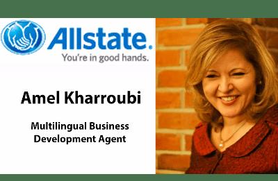 Amel Kharroubi - Multilingual Business Development Agent - Allstate