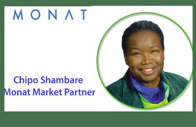 Chipo Shambare - Monat Market Partner
