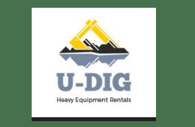 U-Dig Heavy Equipment Rentals