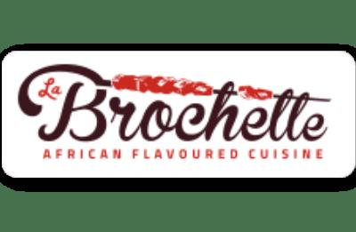 LA BROCHETTE - AfriCan Flavoured Food