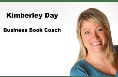 Kimberley Day - Author Speaker Coach