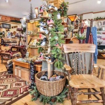 Alder Lake Cranberry Gift Shop 5