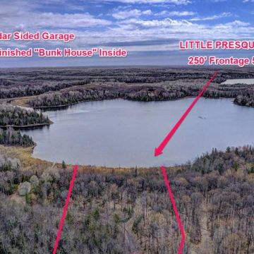 Little Presque Isle Lake Lot 2