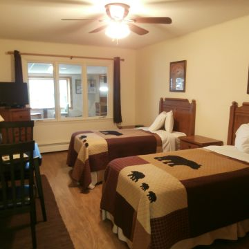 Two-Bedroom Hotel Rooms 1