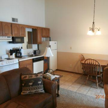 One-Bedroom Condominiums 3