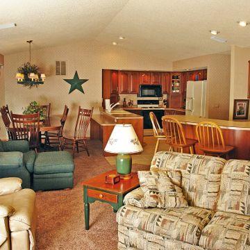 Three-Bedroom Condominiums, Style B 1