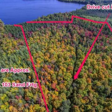 Clear Lake Acreage Parcel 6
