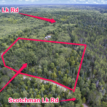 Scotchman Lake Rd. Acreage 5