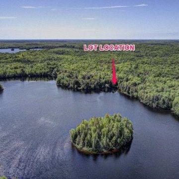 Annabelle Shores Rd. Lake Lot 5