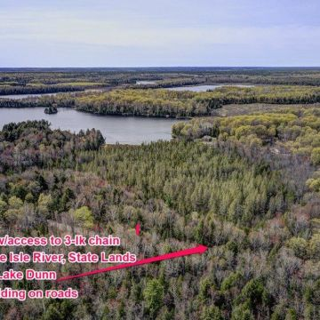 5 Acres on Blue Heron Road in Natural Lakes Private Preserve 1