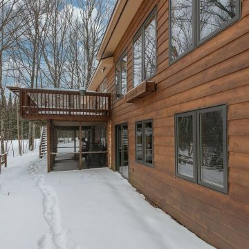 Oxbow Lake Home - 11016 Cth B Presque Isle  12